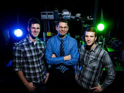 Electrical Engineering Professor Receives NSF CAREER Award and Grant