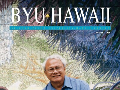BYU–Hawaii Magazine Fall 1998