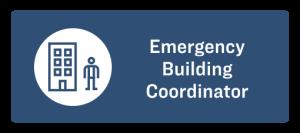 Emergency Building Coordinator Icon Button
