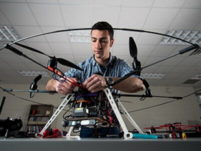 Brigham Young University: A national center for UAV research