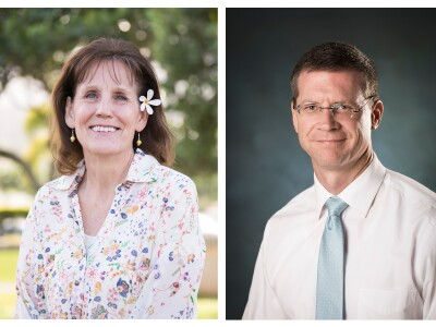 New Appointments for Karen Latham and Mark Wolfersberger