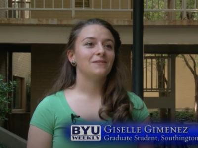 BYU's Foreign Language Housing