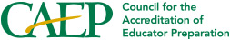 The Logo for CAEP
