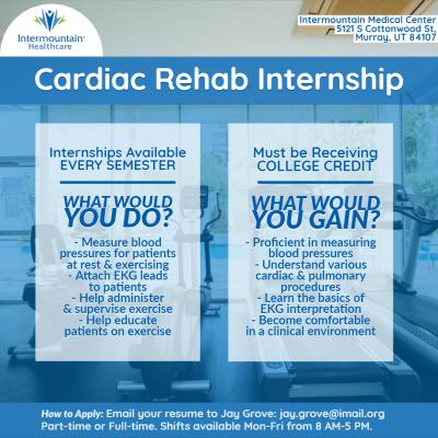 Cardiac Rehab Intermountain