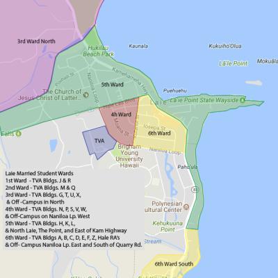 married ward boundaries
