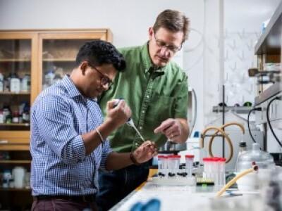 BYU chemistry researchers