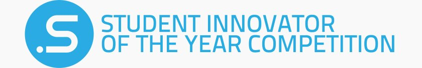 student innovator of the year competition logo