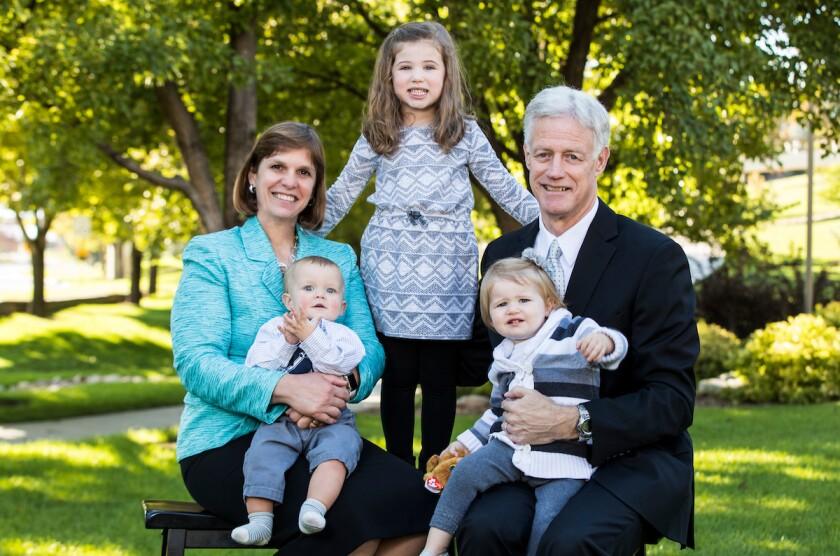 The Worthen Family Grandchildren