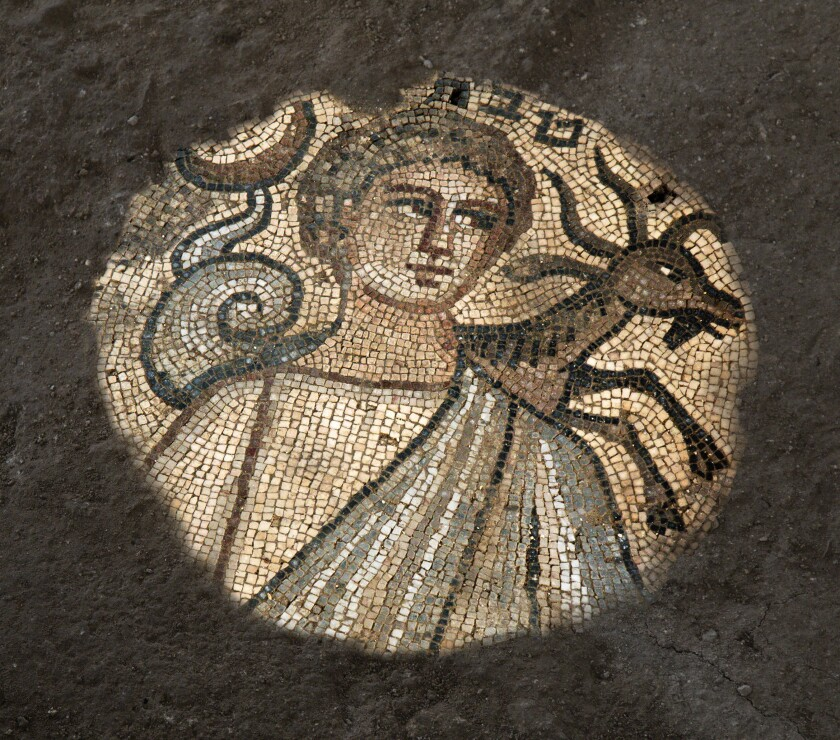 Zodiac Mosaic