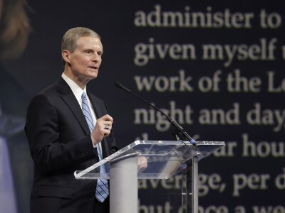 Elder David A. Bednar Devotional