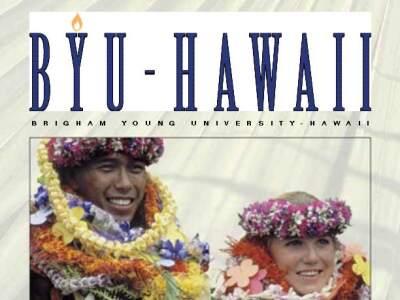 BYU–Hawaii Magazine Fall 2001