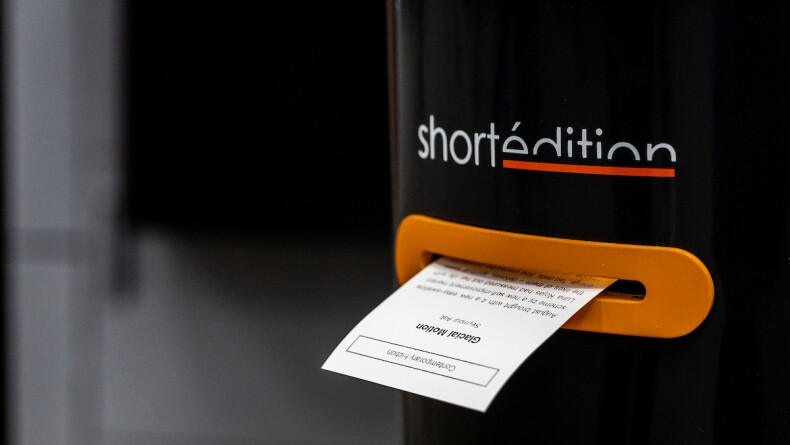 BYU students sweep writing contest, win new short story dispenser for campus