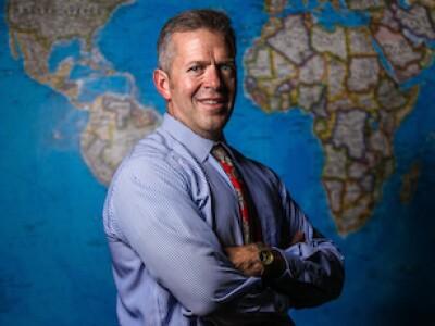 BYU Devotional Speaker Eric Huntsman