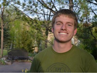Alum continues to apply skills learned at BYU to job at Ford