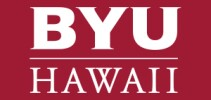 BYU Hawaii Monogram Square