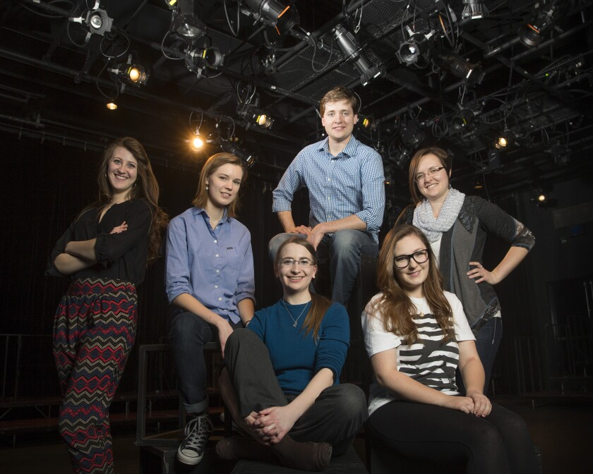 The Microburst Theatre Festival features seven new short plays penned by BYU students.