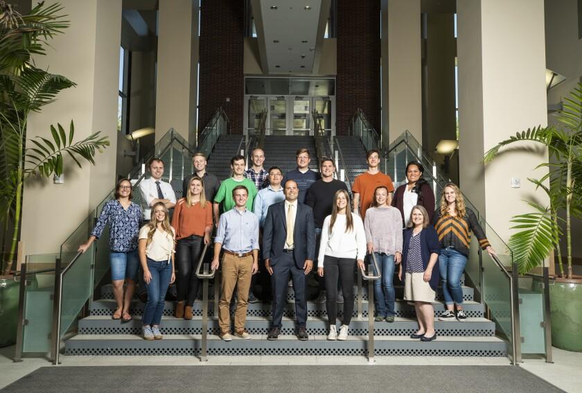 Kauwe Lab Group Photo