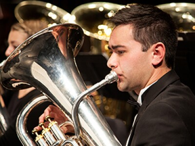 Symphonic Band to perform 'Tributes and Escapades' Mar. 30