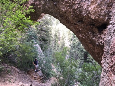 Maple Canyon Arch