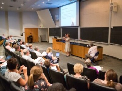 Faculty research speed-pitch results in major BYU collaborations