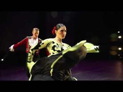 BYU Ballroom Dance Company Promo 2019