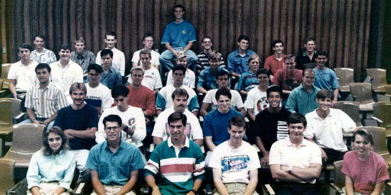 BYU Chemical Engineering Class of 1993