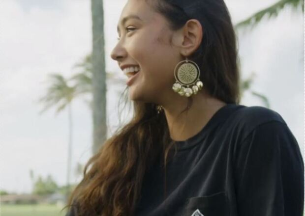 Image of smiling female student