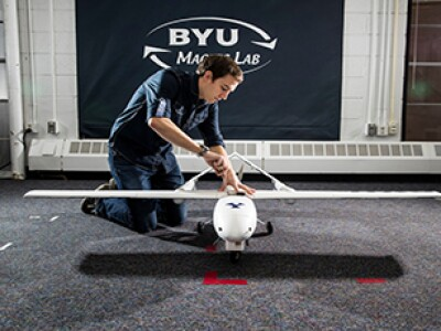 BYU develops multi-university capstone program for UAV research