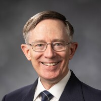 Photo of Professor Ken Alford