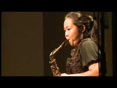 Koko Ohira plays Eric Coates: Saxo-Rhapsody