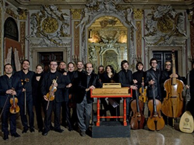 Venice Baroque Orchestra to perform at BYU with world renowned violinist