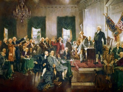 How the Founding Fathers' children influenced the Constitution