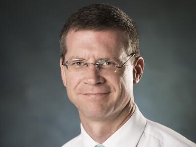 Portrait of Mark Wolfersberger