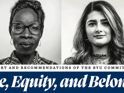 BYU releases key findings on race, equity and belonging