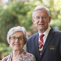 Elder and Sister Welch