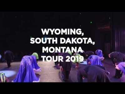 BYU Ballroom Dance 2019 Tour Promo