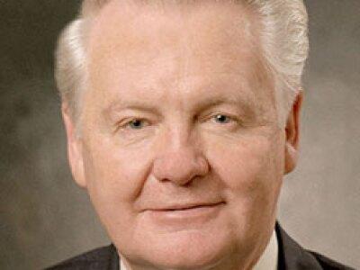 portrait of Merrill J. Bateman
