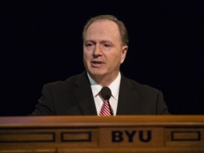 Education Week BYU Devotional: Agency and Responsibility