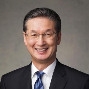 Portrait of Elder Kazuhiko Yamashita