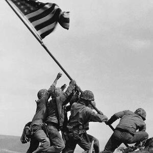 Iwo Jima, Associated Press