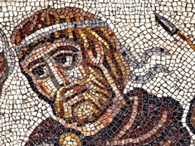 BYU Archaeologists Help Discover Ancient Mosaics in Galilean Synagogue