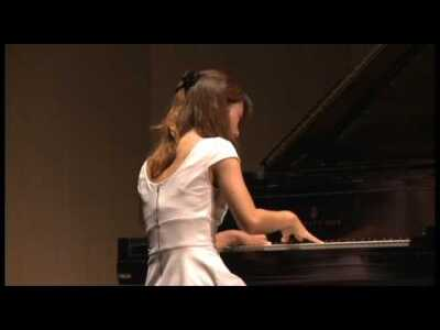 "Ayaka Kinjo plays Beethoven: Sonata in C Major (""Waldstein""), op. 53"
