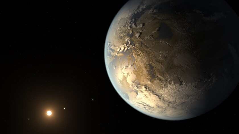How many Earth-like planets exist in the universe?