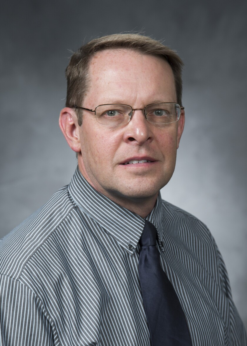 Photo of Professor Blair Bateman