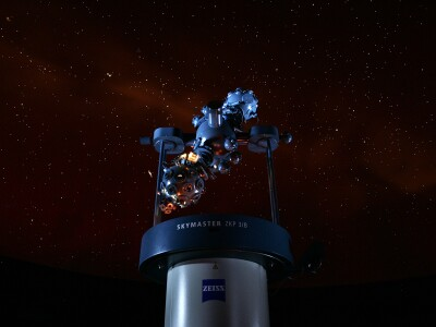 BYU astronomy department unveils new planetarium