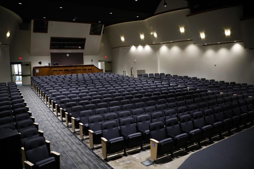 Mckay Auditorium