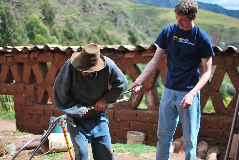 2011_Weidman_Peru_Working Together