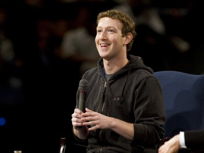 Facebook's Zuckerberg at BYU: Be passionate about what you're doing
