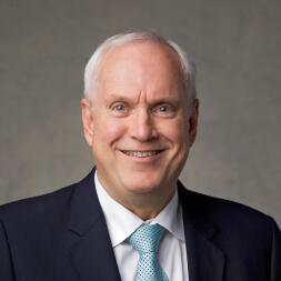 Portrait of Elder Robert C. Gay