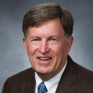 Chris Crowe, professor of English and English Education